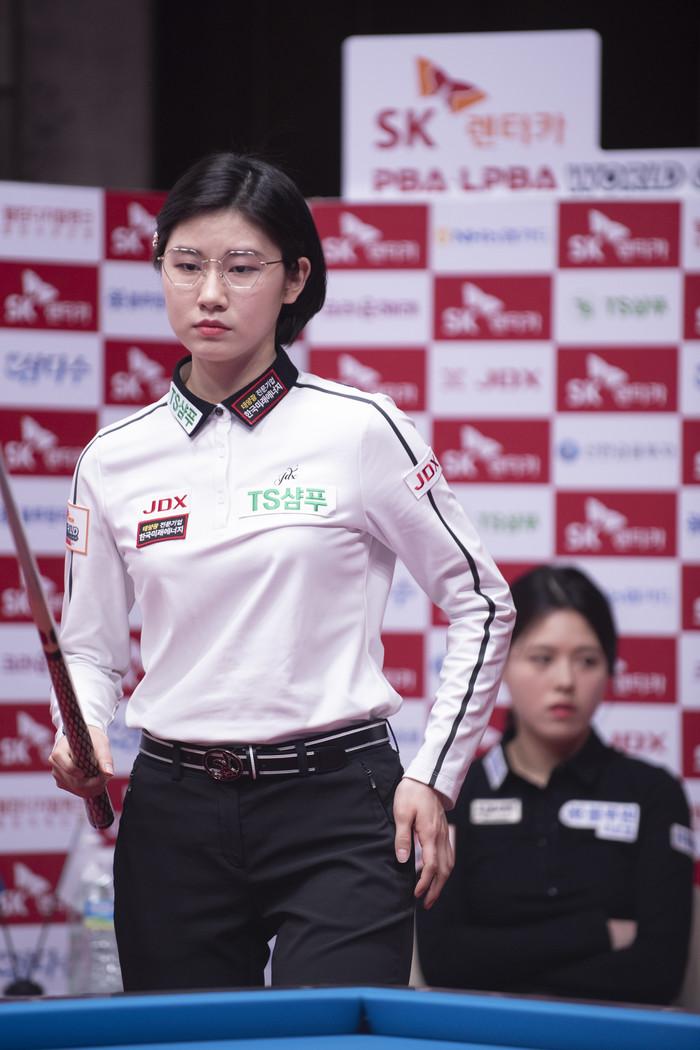 '챔피언십 후보'이미래, 김가영, 임정석, LPBA 왕왕 정전 프로 당구 첫 우승